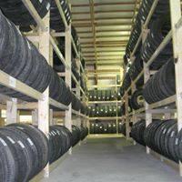 Used Tires Hallway